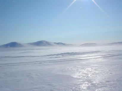 Горы Кюель-Хаята