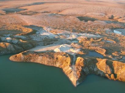 Перелет река Яна – Тикси