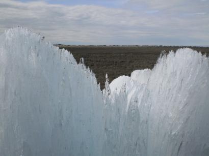 После ледохода