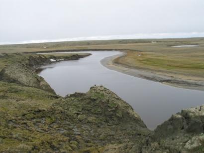 Река Зимовье